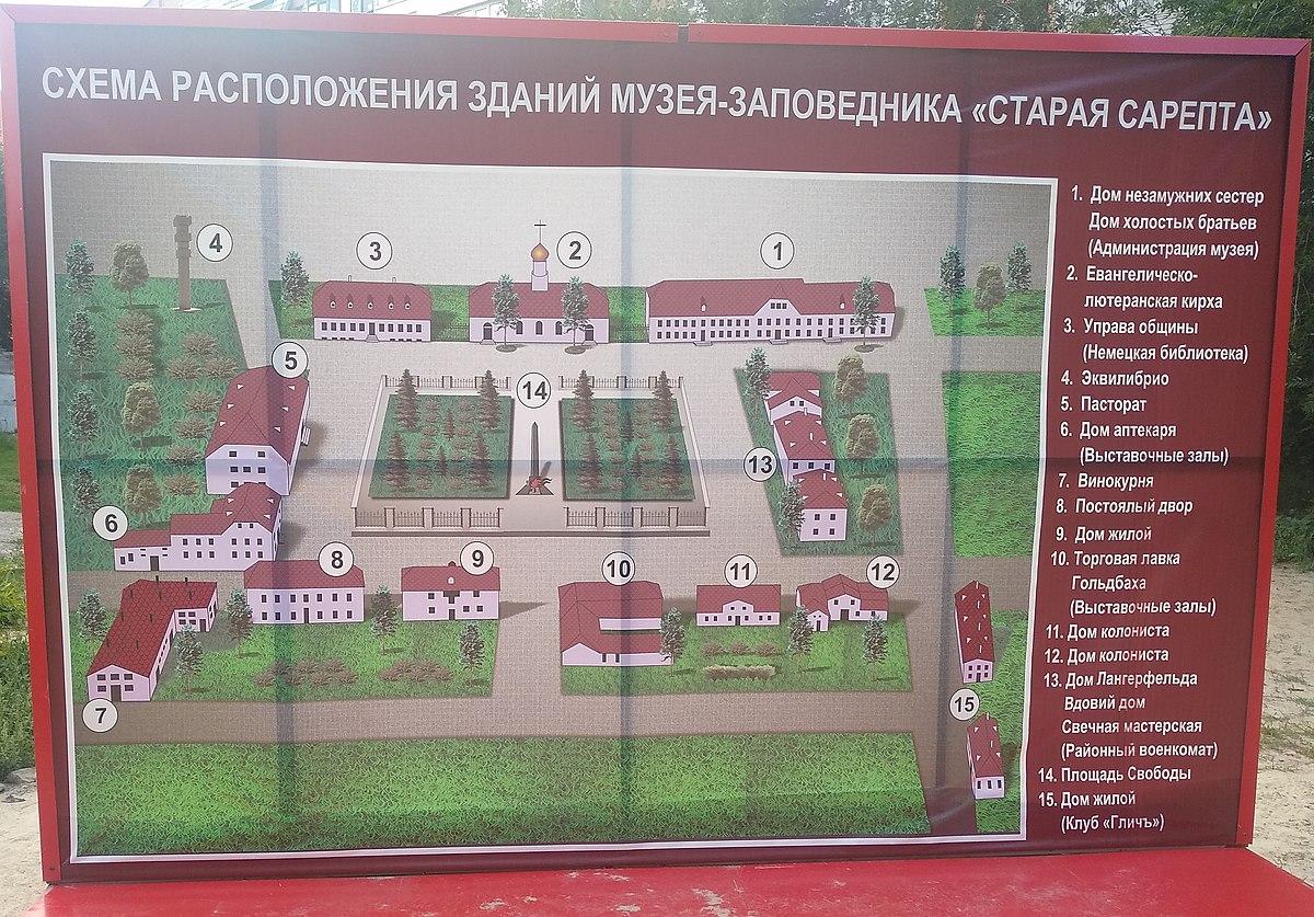 Sarepta na Volze